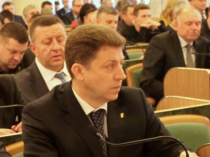 Олег Панькевич требует от властей восстановить установления памятных знаков Борцам за волю Украины