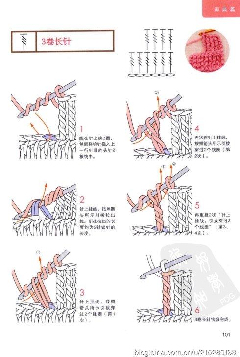 Как вязать крючком по схемам (5)