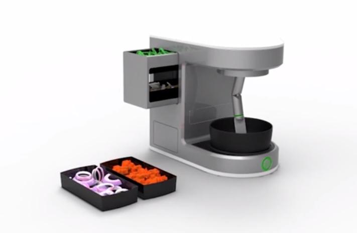Робот - манипулятор для кухни