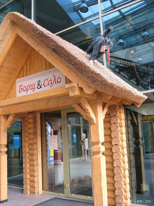 кот калининград ресторан борщ сало