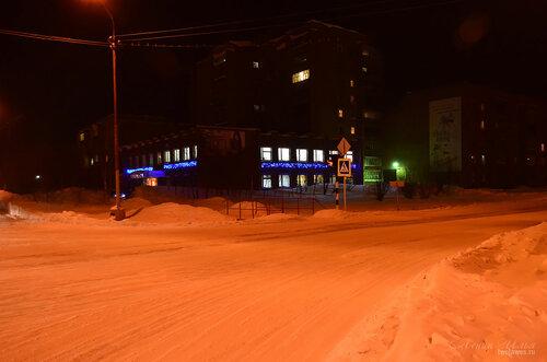 Фото города Инта №7352  Северо-восточный угол Куратова 19 23.12.2014_17:26