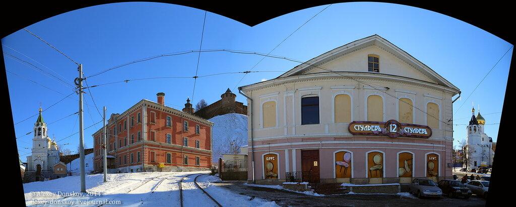 Бугровская ночлежка и доходный дом на Скобе