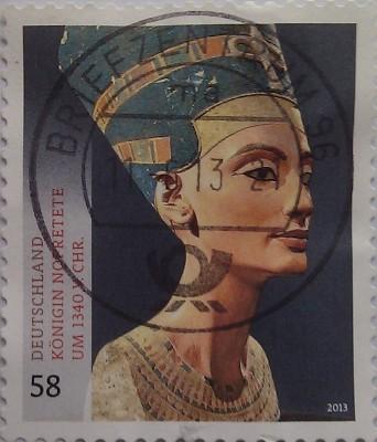 2013 Сокровища немецких музеев нефертити 58