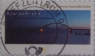 2013 50лет Fehmarnsund моста 75