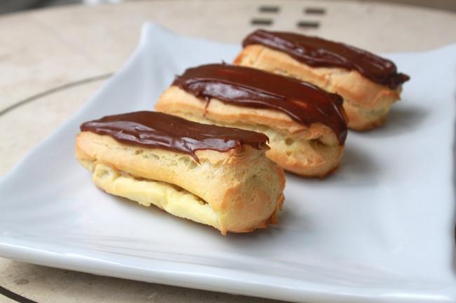 Слюнки текут, даже когда просто произносишь название этого десерта! Рецепт взят изкниги «Выпечка по