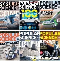 Журнал Popular Science №1-12 2012