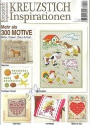 Журнал Kreuzstich Inspirationen N°4 2014