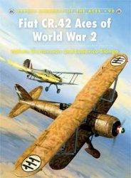 Книга Fiat CR.42 Aces of World War 2