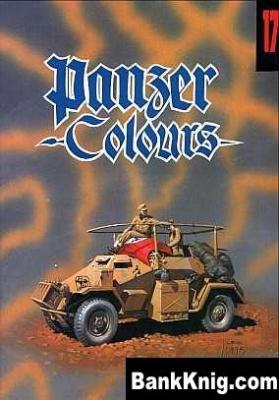 Книга Panzer Colours vol. II