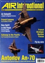 Журнал Air International 2000 №3   (v.58 n.3)