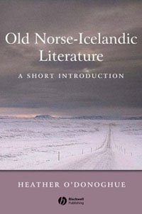Old Norse-Icelandic Literature: A Short Introduction / Древнескандинавская литература: Краткое введение