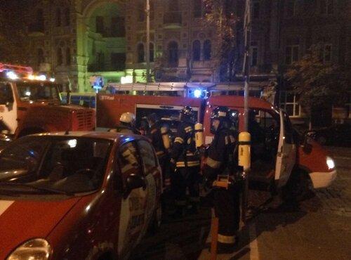 киев метро спасатели учения
