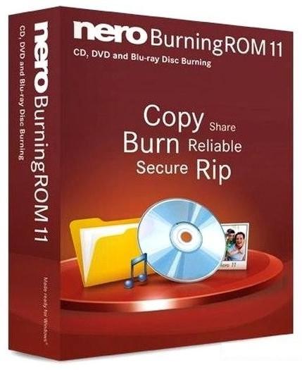 Nero Burning ROM - передовое, надежное программное обеспечение, предназначе