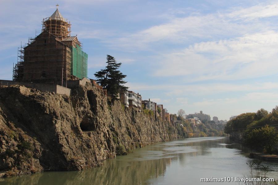 Тбилиси - исторический центр города