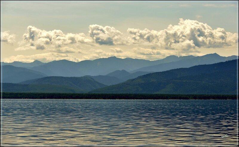 Горы Хамар-Дабана