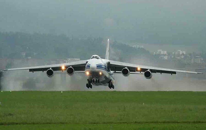Ан 124 «Руслан»: флагман военно-транспортной авиации Украины и мира