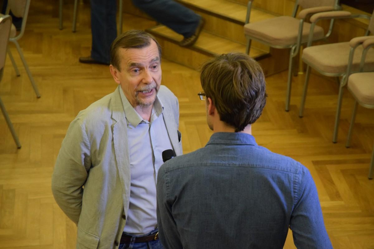 Учредитель Конгресса - Лев Пономарев