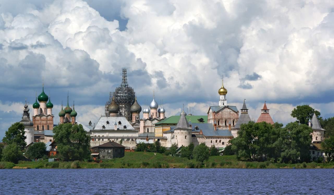 Город Ростов Великий