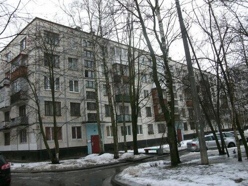 ул. Добровольцев 40к1