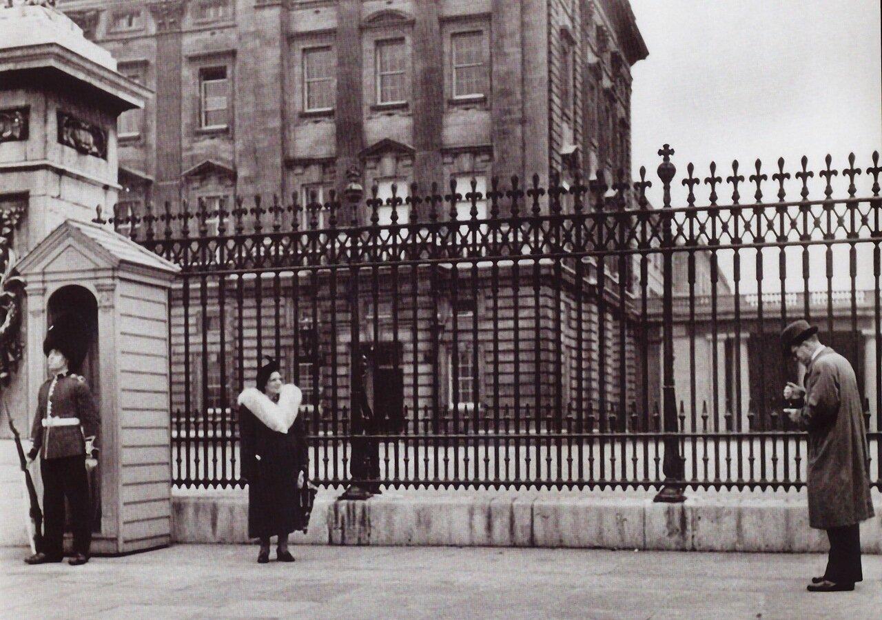1950. Букингемский дворец
