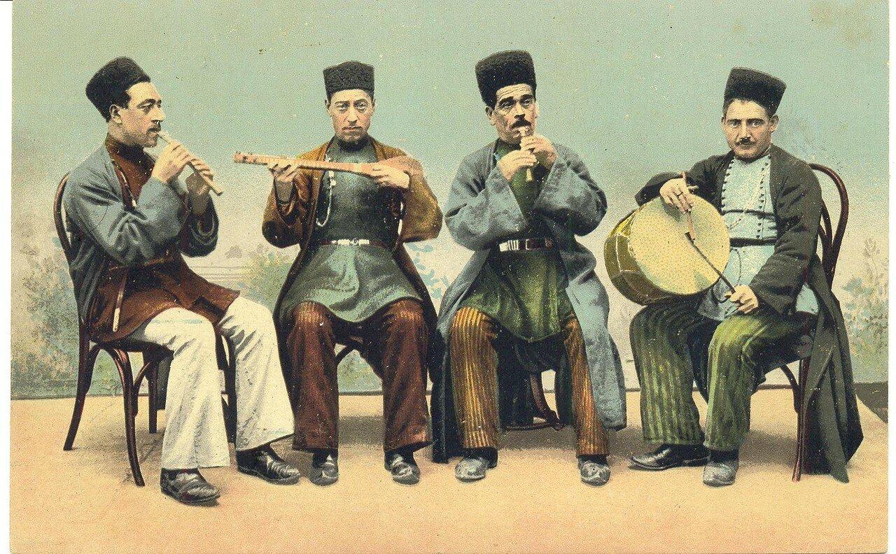 Татары музыканты