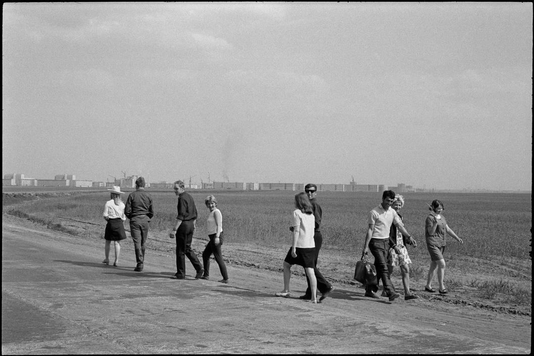 1972.  Набережные Челны