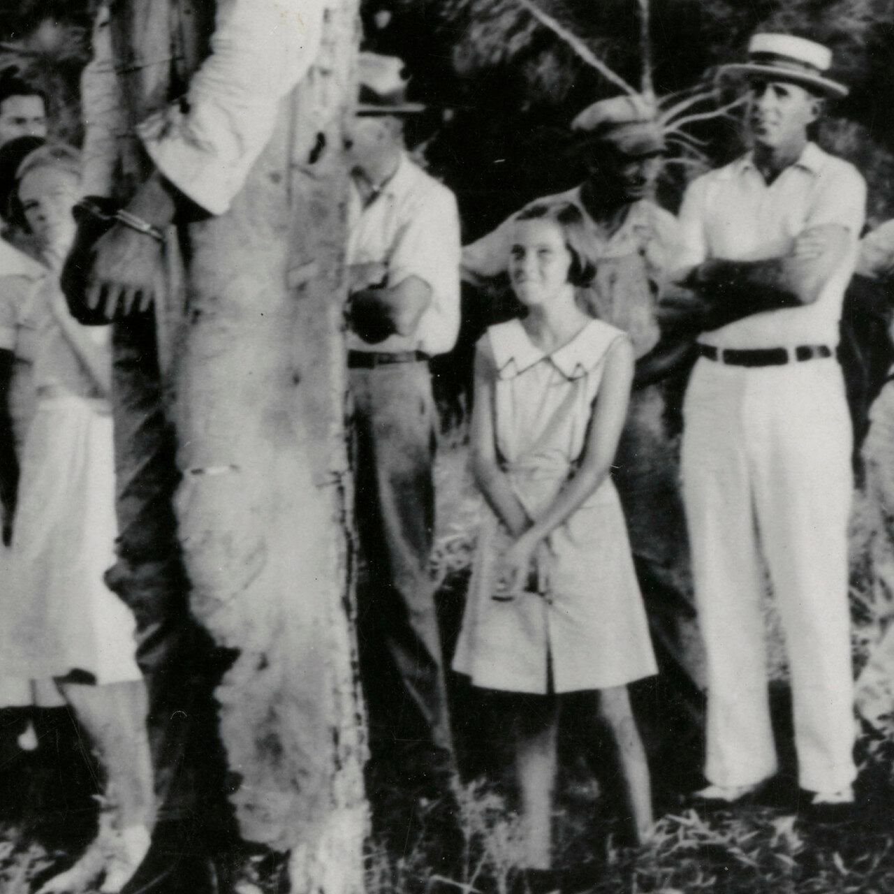 1920-е. Линчевание во Флориде