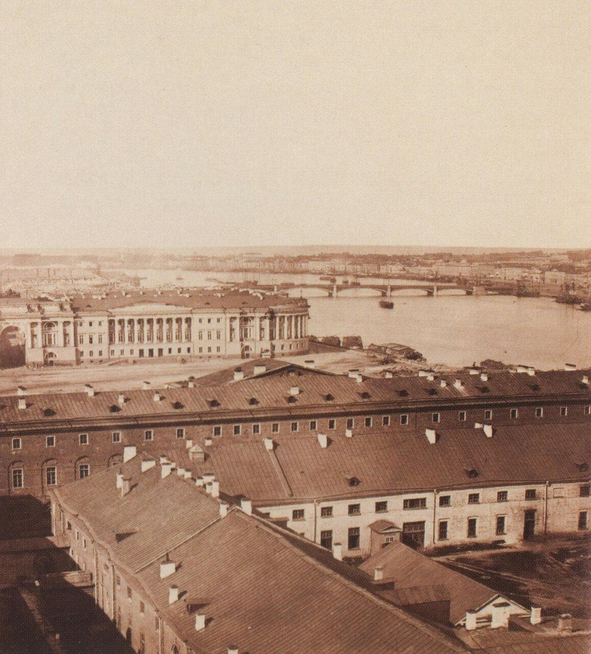 Панорама Санкт-Петербурга. 1861 2