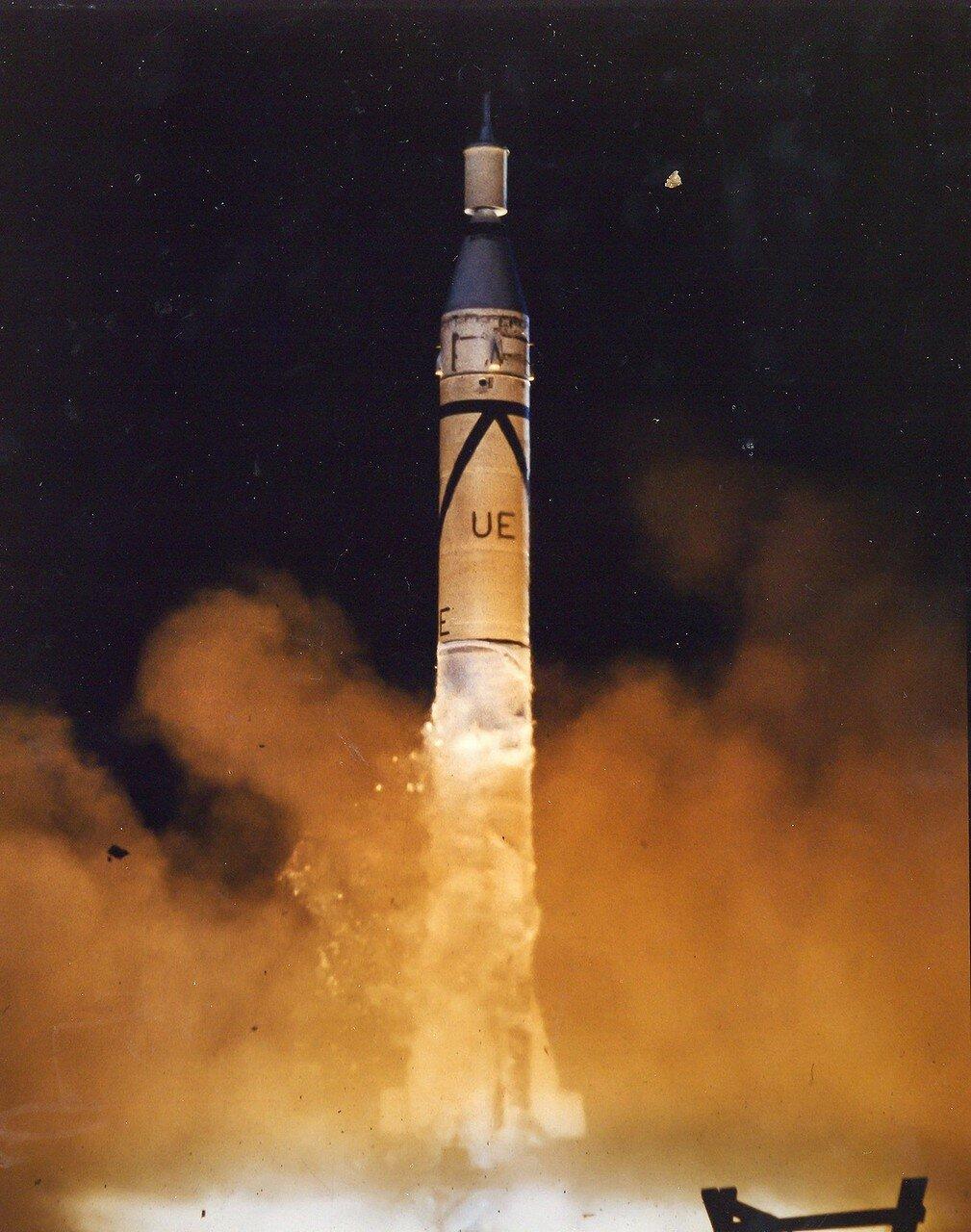 06. 1958, 31 января.  Запуск «Эксплорера-1», первого американского искусственного спутника Земли