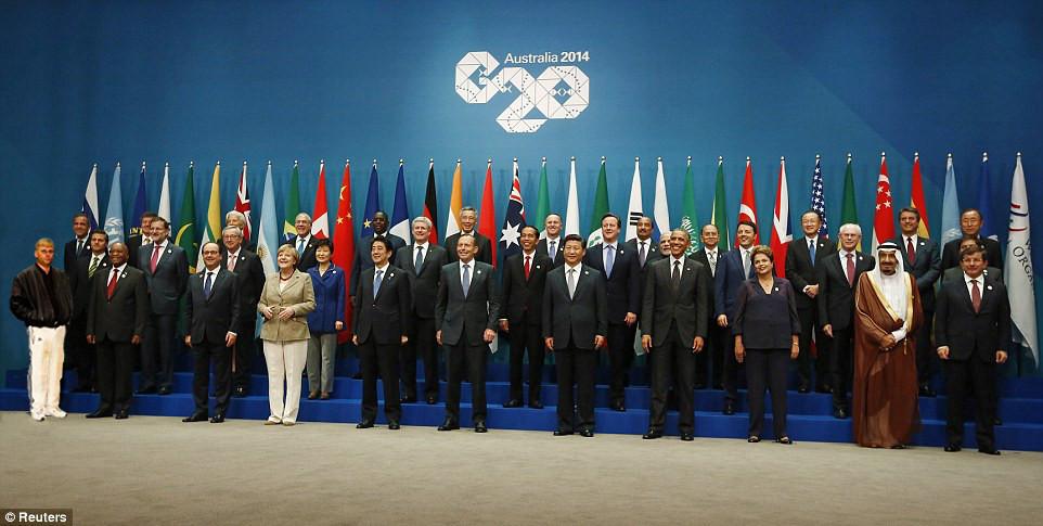 """При непонятной ситуации - ложитесь спать. Визит Путина на саммит """"Большой двадцатки"""" в ФОТОжабах - Цензор.НЕТ 9431"""