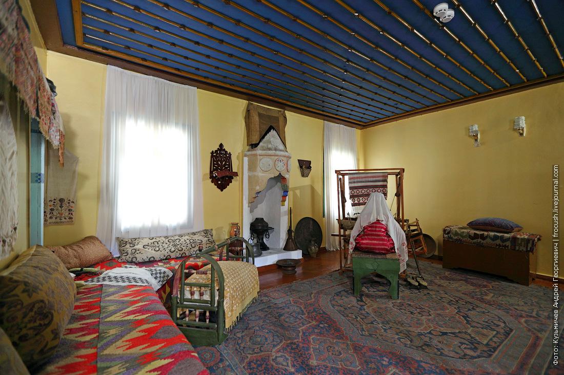 Бахчисарай Ханский дворец Свитский корпус