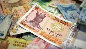 Евро и доллар вновь дорожают в Молдове