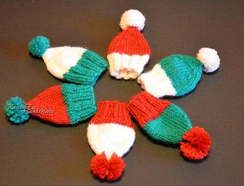 мини шапка, наряд для шампанского, новогодние стол, новогодний декор, новый год, шапка, шапка для шампанского, шапка с помпоном, шапочка, шапочка для новогоднего шампанского, шапочка для шампанского