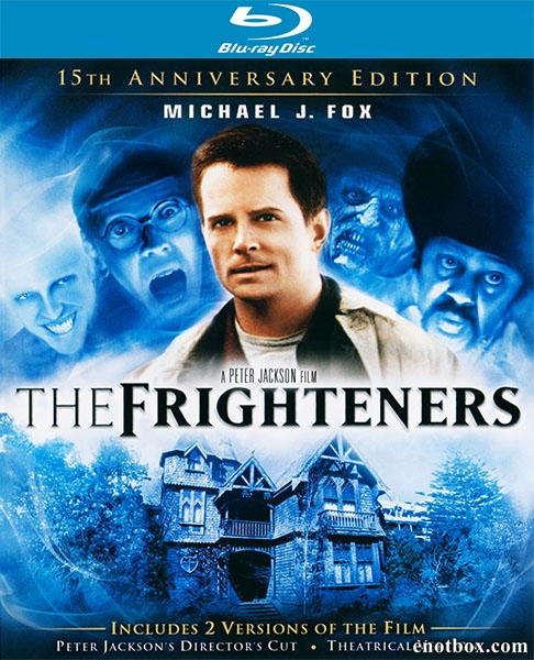 Страшилы / The Frighteners [Director's Cut] (1996/BDRip/HDRip)