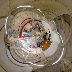 3D тур по HUB маленькие миры, сферическая панорама, осень, микропланета, Виртуальный тур