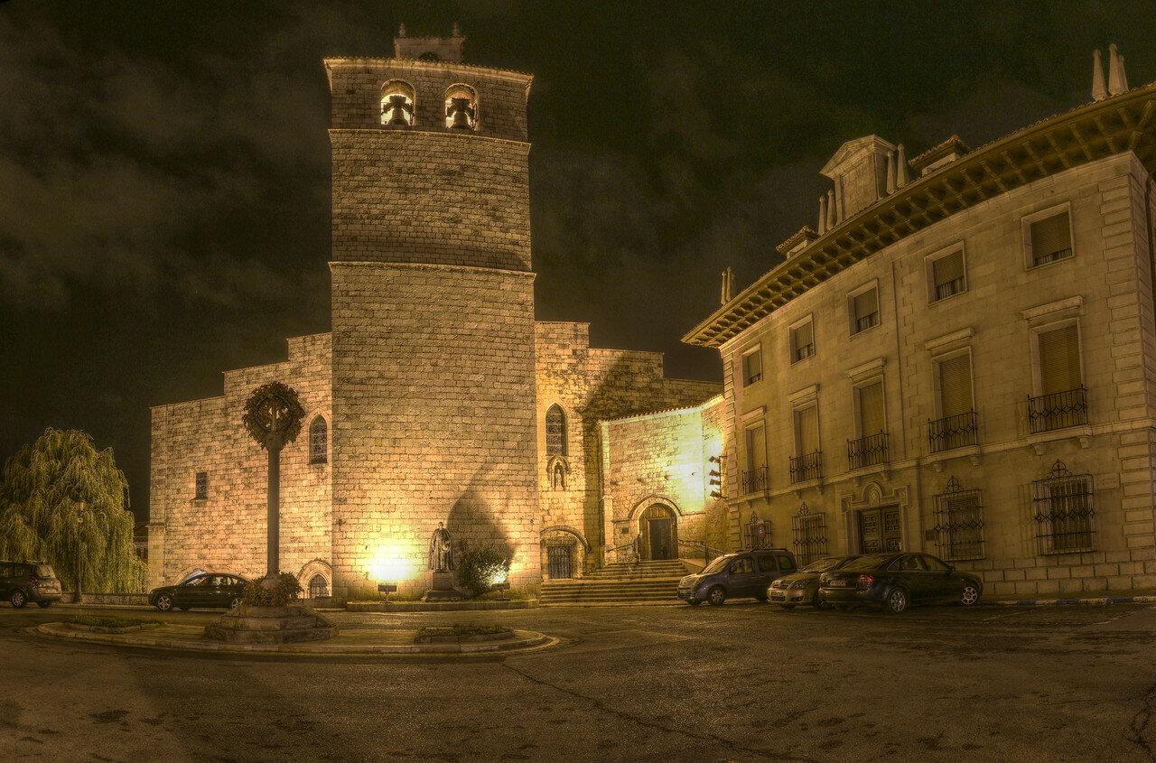 Night Santander, HDR photo