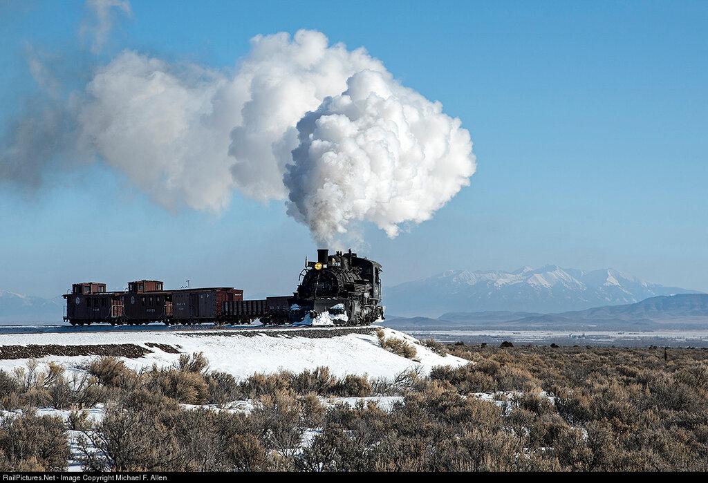 Locomotive #489, Lava, New Mexico, March 06, 2015