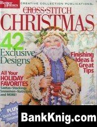 Журнал Cross Stitch Christmas 2004 jpg (архив winrar + 3 % для восстановления)  20,8Мб