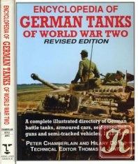 Книга Encyclopedia of German tanks of World War Two
