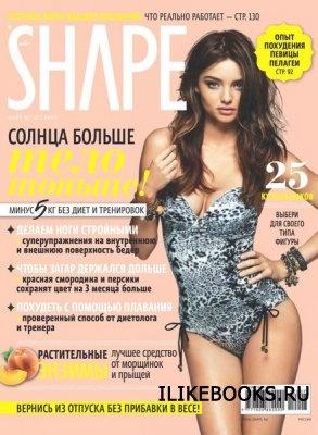 Shape №7 (июль 2012) Россия