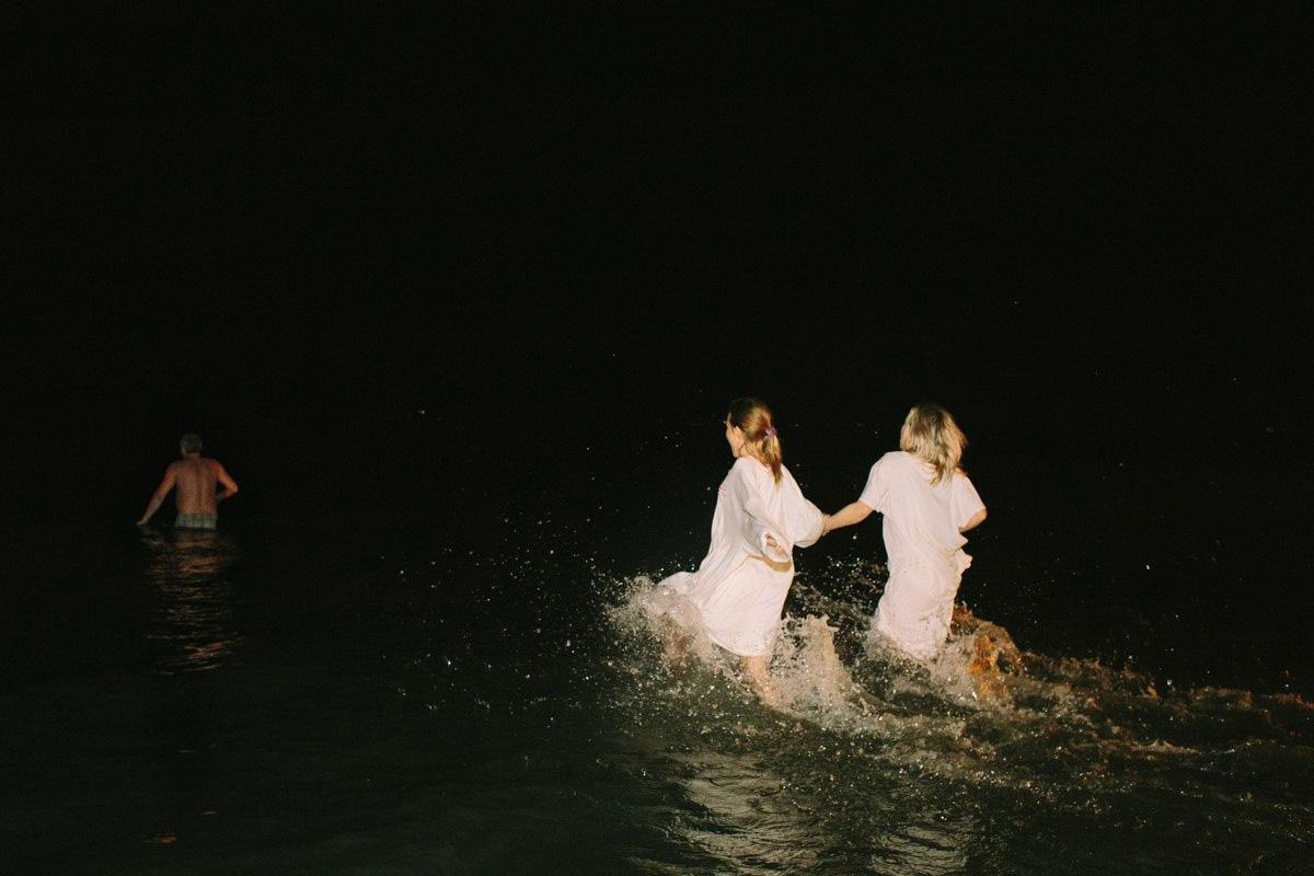 Анапа Крещение 2015