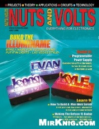 Nuts and Volts №07 (July) Eng, [2008, PDF]