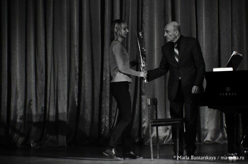 Альфред Шнитке, Саратов, консерватория им.Собинова, 09 декабря 2014 года