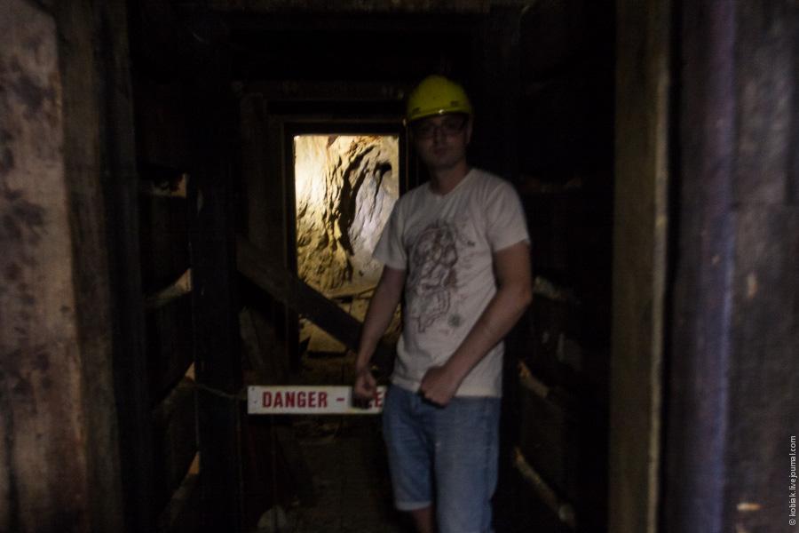 Coromandel где добывают золото