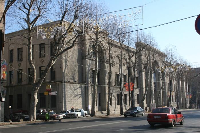Тбилиси, Музей Грузии