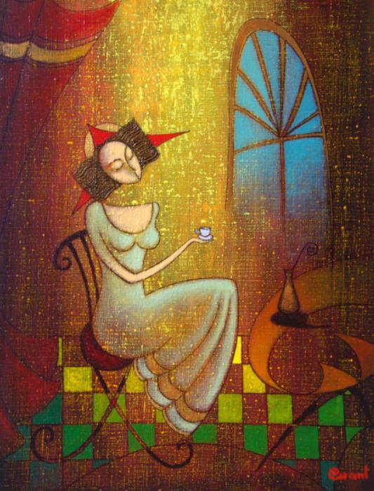 Грант Сукиасян. Унеси меня в сказку волшебную, где за окнами кружит весна, зима, осень, лето...
