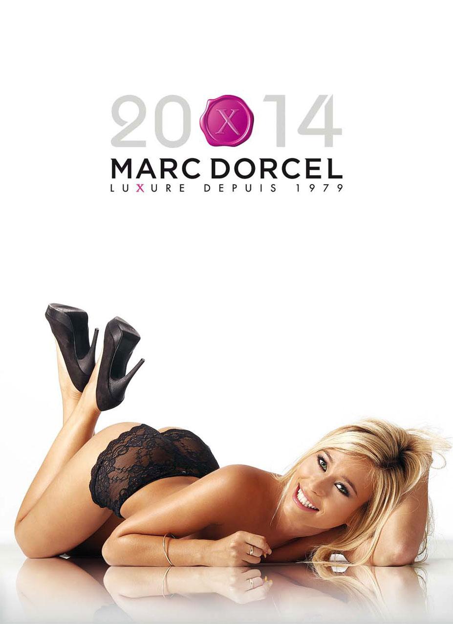 Календарь студии Marc Dorcel на 2014 год