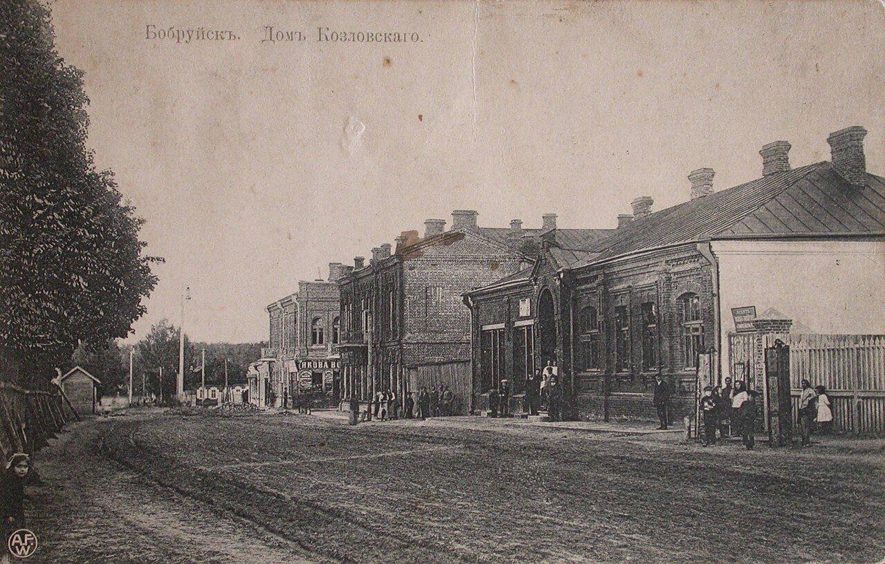 Дом Козловского