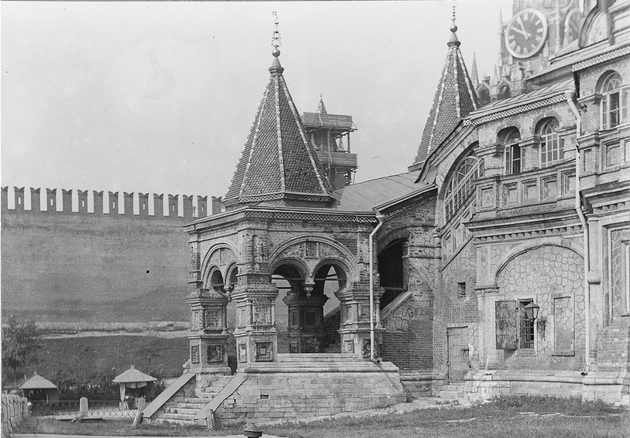 648. Храм Василия Блаженного (фрагмент)