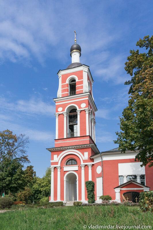 Колокольня  Церкви Петра и Павла в Лыткарино